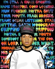My songg✊ chain smoker// chance the rapper