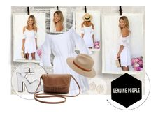 """""""Genuine People"""" by butterflypanic ❤ liked on Polyvore featuring Billabong"""
