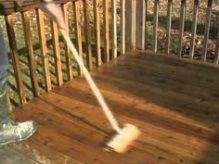 Nettoyer une terrasse en bois - Tout pratique