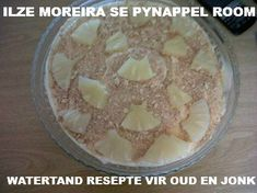 Picture Moist Banana Bread, Instant Pudding, Quick Recipes, Fun Desserts, Oatmeal, Pie, Cold, Cream, Breakfast