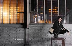 CHANEL'S GABRIELLE BAG CAMPAIGN <BR />BY KARL LAGERFELD