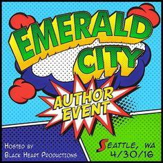 Emerald City Author Event