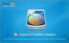 EASEUS Partition Master 10.5 Technican Portable Full Download