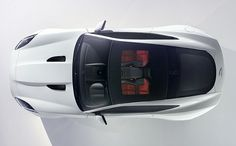 Stunning Jaguar F-type Coupé revealed. Hit the pic to find out more!
