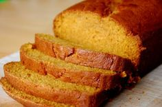 Barefoot and Baking: Pumpkin Bread Baked Pumpkin, Pumpkin Bread, Pumpkin Recipes, Fresh Bread, Sweet Bread, Cod Cakes, How To Make Bread, Fun Desserts, Barefoot