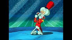 spongebob sings moves like jagger