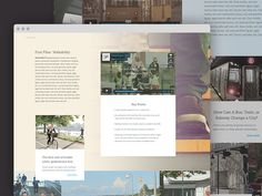 We had a lot of fun working on this project. Both because the client was so awesome and the mission was commendable. Livable Cities is an guidebook for civic leaders who are aiming to make their . Fun At Work, Guide Book, Ui Design, Octopus, Layouts, Cities, Awesome, Hate, City