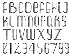 Arts And Crafts Movement Typefaces