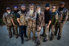 Duck Dynasty - One of my favorite shows. Phil and Jase are sexy! Missy is my favorite of the wives. Jase Robertson, Robertson Family, Duck Commander, Dynasty Tv, Duck Dynasty Baby, Police Wife Life, Cop Wife, West Monroe, Meagan Good