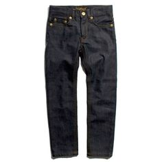 FINGER IN THE NOSE 'Icon Raw' slim fit jeans (75€)