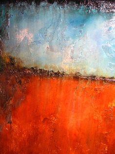 original moderno abstracto pintura arte por newwaveartgallery