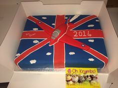 Bournemouth air show 2014 charity cake
