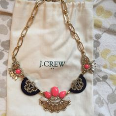 NWOT J Crew Statement Necklace NWOT! A gorgeous piece! J Crew Factory! J. Crew Jewelry Necklaces