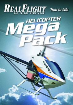 Great Planes RealFlight 6 and Above Helicopter Mega Pack ** You can find out more details at the link of the image.Note:It is affiliate link to Amazon.