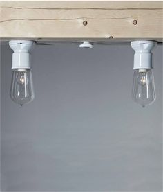 Lustreware Flush Mounted Light - Linkable