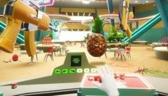nDreams Shooty Fruity Coming to PlayStation VR, HTC Vive and Oculus Rift in December: Pre-order and you'll get some juicy exclusive content.
