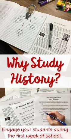 Social Studies Success Blog - great lesson for the week back to school. This activity will really engage your students as you teach them why history is important. I love the Pop-Up Experts!