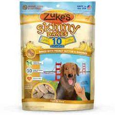 Skinny Bakes 10's Peanut Butter and Banana 12 oz.