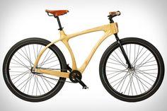 Connor Wood Bikes