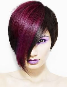 Pretty & Fierce. this is a hot color.