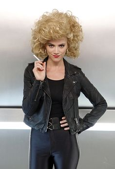 CBS TV Network Primetime, Daytime, Late Night and Classic Television Shows Ellie Bishop Ncis, Emily Bishop, Ncis Abby, Happy Halloween, Halloween Wigs, Halloween 2014, Halloween Treats, Emily Wickersham Ncis, Ncis Series