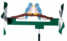 I Love You Whirligig Plan This adorable whirligig will look great in your yard. It's certain to get a lot of compliments and smiles. Make the I Love You Whirligig your next project. I Love You Whirlig