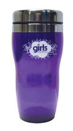 Girls Ministries Insulated Mug - Something I'd like to get for my Mpact girls