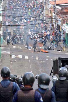 Venezuela Riots May 2014