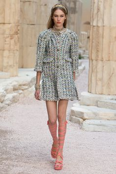 Chanel Resort 2018 Collection - Fashion Unfiltered