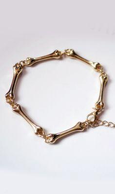 Personality bone lover bracelet