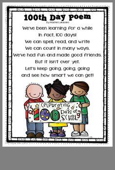 100 Days Of School, Too Cool For School, School Holidays, School Fun, First Day Of School, Kindergarten Songs, Kindergarten Social Studies, Kindergarten Classroom, Teaching Math