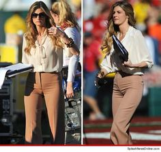 cute clothes #erin #andrews!