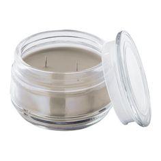 LUGGA Duftlys i glas, 2 veker IKEA Skaper en behagelig stemning med et varmt lys og duften av mild vanilje.