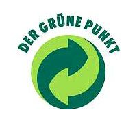 German packaging regulations and the green dot