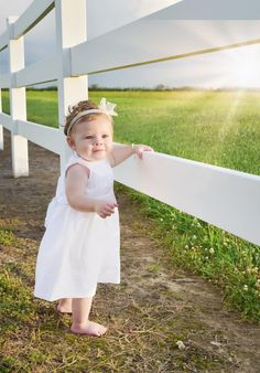 You are my sunshine my only sunshine  Reese Evelyn is wearing our favored Sleeveless dress with pintucks and lace! Comes in a choice of white or pink in sizes 3m-4t! http://www.feltmanbrothers.com/sleeveless-dress-with-lace-and-pintucks/