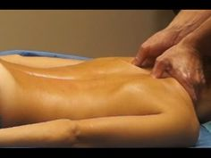 Most Beautiful Massage, Deep Tissue Visual Massage ASMR, Trigger Point ASMR - YouTube