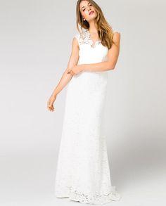 7192bd1e1d Robe de mariée IVY   OAK - BRIDAL LACE DRESS  weddingdress   theweddingexplorer