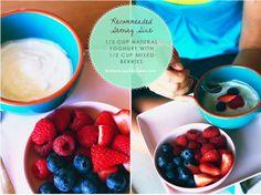 Clean Eating Natural Yogurt