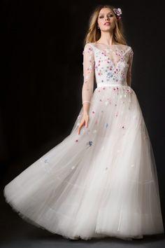 Temperley London  #VogueRussia #bridal #springsummer2019 #TemperleyLondon #VogueCollections