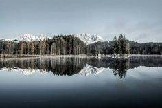 Schwarzsee en de Wilder Kaiser