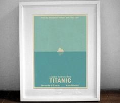 Titanic film poster