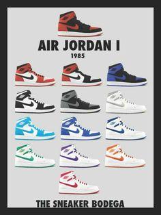 f88aa90eba6 air jordan ogs posters 5 Air Jordan OGs Posters by Sneaker Bodega Jordan 23  Shoes