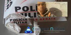 Homem é preso com 500kg de Cocaina Pura em Campos Gerais-MG
