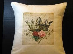 Crown and Roses