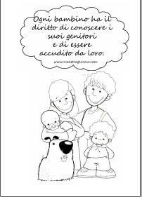 11 fantastiche immagini su diritti bambini bambini for Maestra gemma diritti dei bambini