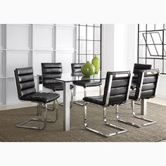 Steve Silver CM420 Columbia Dining Table
