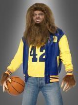 Teenwolf Kostüm - 80er Jahre Spielfilm.