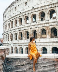 Rome with love | follow @shophesby for more gypset boho modern lifestyle + interior inspiration