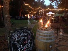 Bernhardt Winery Wedding