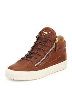 Mode Homme, Systeme, Chaussures Hommes, Le Cuir Pour Hommes, Baskets En Cuir 04ab8c597f6c